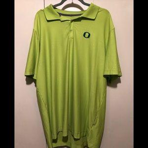 Oregon Nike golf shirt